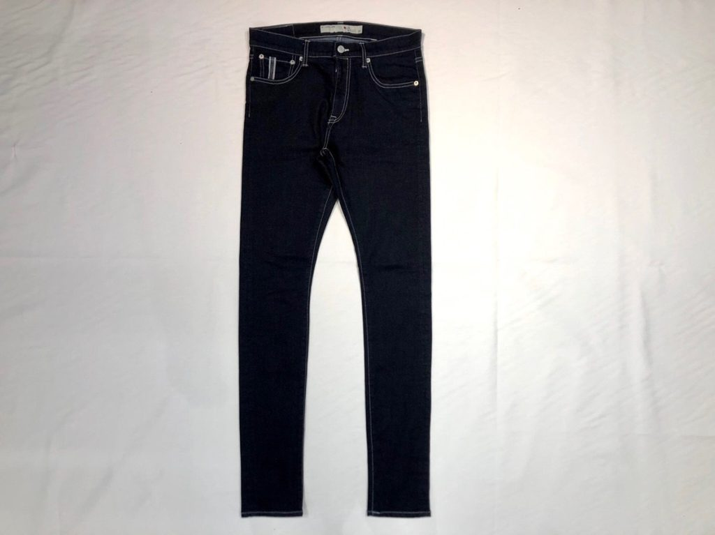 405XXF SUPER BONE O.W. 【INDIGO】/ BS-DP33