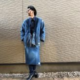 """""""DENTO"""" JAPANESE """"MAEKAKE""""  –  Mens / BS-AC10"""