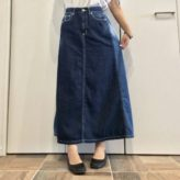PANEL SKIRT/BS-SK02 Styling
