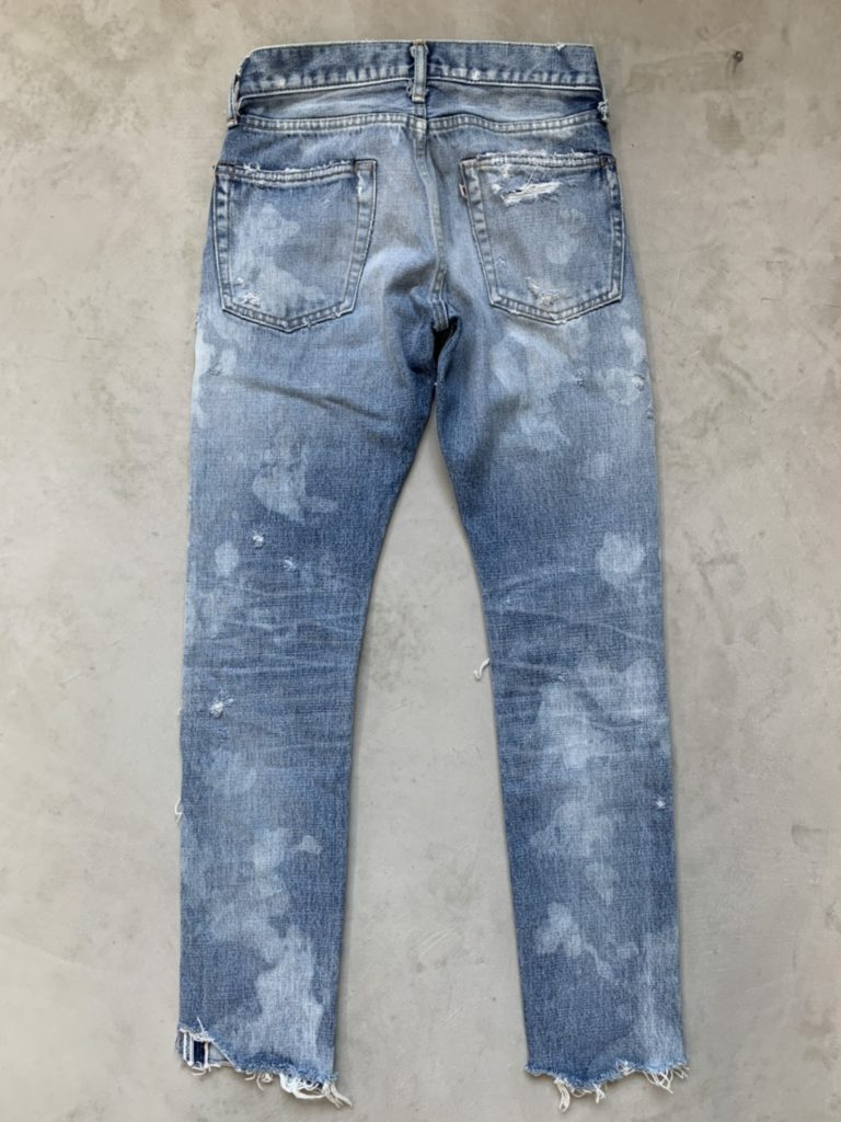 SEMI ORDER DENIM START