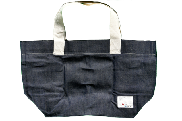 DENIM CRAFT TOTE BAG