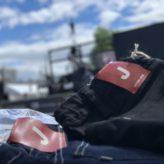 BMX 専用ジーンズ「J(ジェイ)」進呈式
